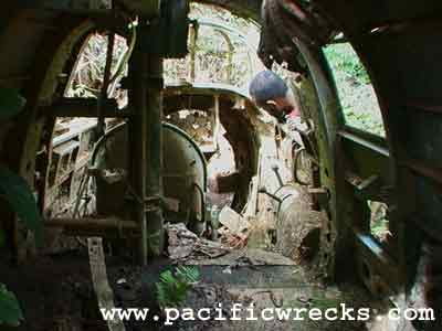 Pacific Wrecks Ki 48 I Lily Manufacture Number 484