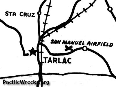 Pacific Wrecks - Map of San Manuel Airfield to the east of ... on wickenburg map, payson map, kearny az map, marana map, tempe map, maricopa map, tonto basin map, prescott map, vicksburg map, scottsdale map, buckeye map, nogales map, florence map, sahuarita map, flagstaff map, casa grande map, sierra vista map, navajo map, jerome map, apache junction map,
