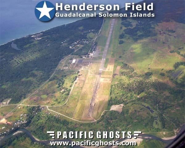 Henderson Field Guadalcanal