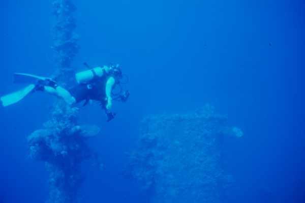 Inilah laut-laut terdalam di dunia