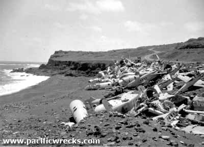 Anese Aircraft Wrecks At Lae New Guinea 1943 2